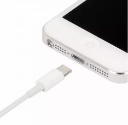 Cabo Usb Carregador Para Iphone 5, 6, 7, 8
